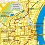 Zugwegplan 1992