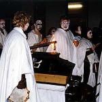 Beerdigung, Gilles Soubeirrand