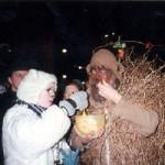 Fütterung der Raubtiere, Ursel Boesner
