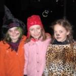 Rotkäppchen, Hexe + Katze, Angela Jennes
