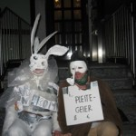 Geier + Hase, Anke Brachmann