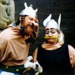 Asterix und Obelix, Ursel Boesner, Fotos 1992-1997