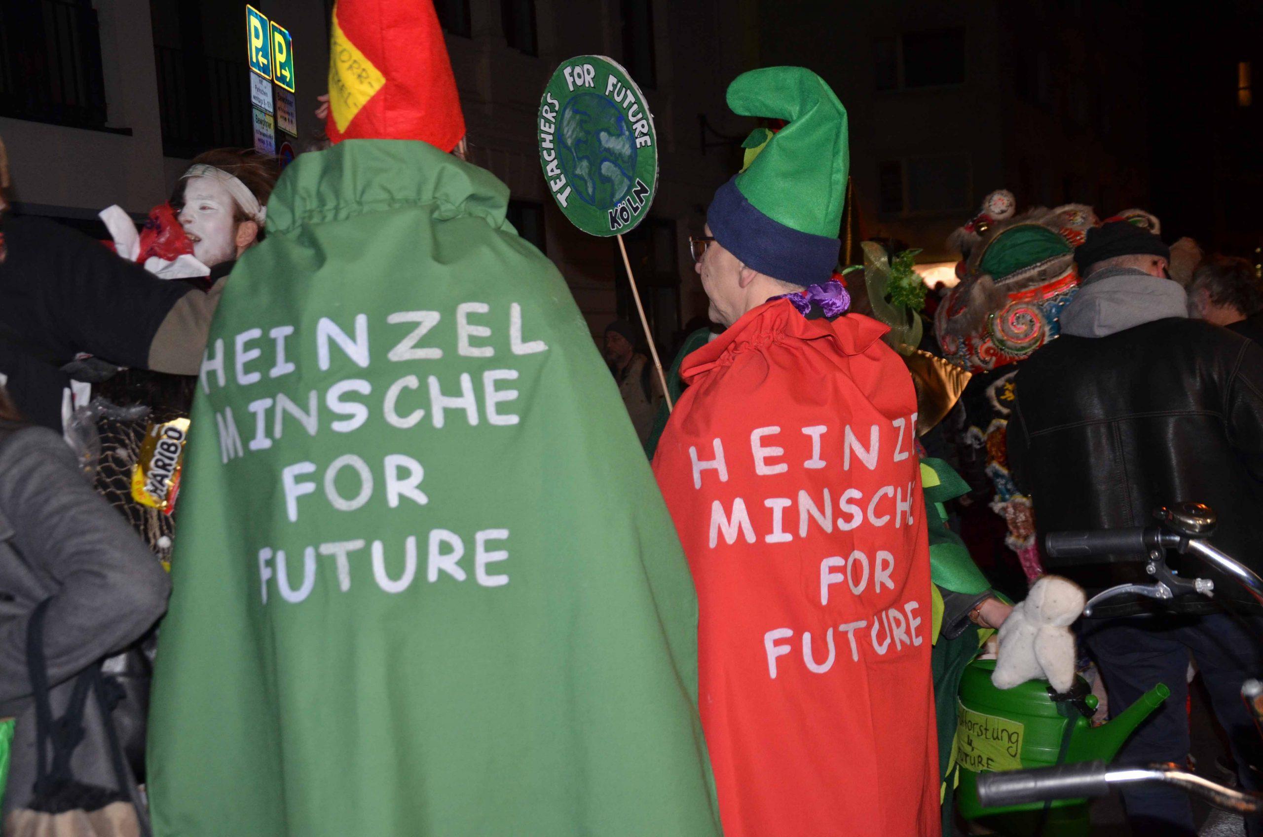 Köln Geisterzug 2021